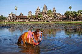 circuit Cambodge Indispensable Cambodge & Plage -