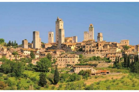 Tresors De Toscane - Autotour - Photo
