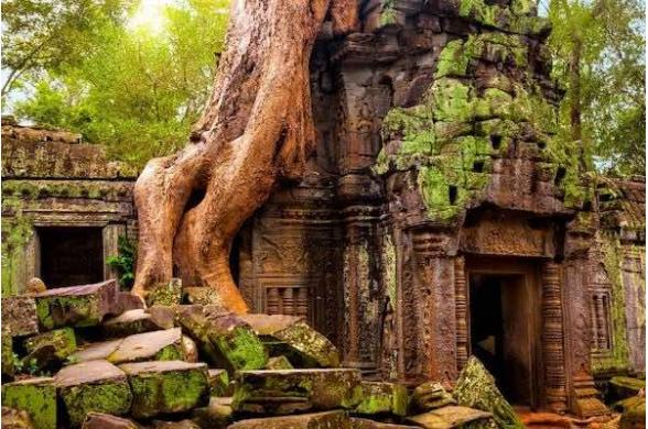 Vietnam Secret + Au Cambodge, à Angkor - Photo