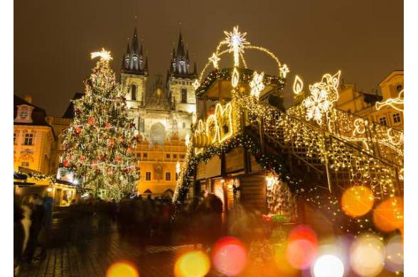 Week-end Marchés De Noël à Prague En Hôtel 4* - Photo