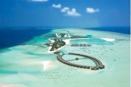 sejour Maldives Olhuveli Beach & Spa Resort - Paris