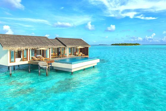 sejour Maldives - The Residence Maldives