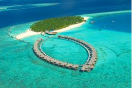 sejour Maldives Vilu Reef Beach & Spa Resort - Lyon