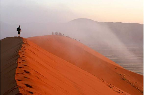 Découverte De La Namibie - Photo