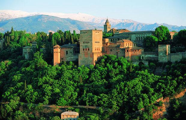 Toute l'Andalousie