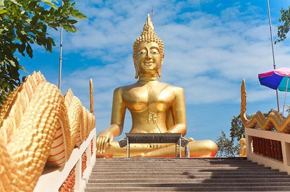 Splendeurs de Thaïlande