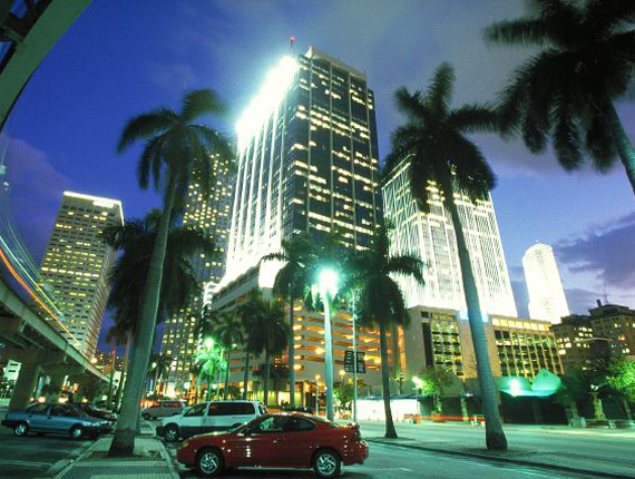 D�couverte de Miami