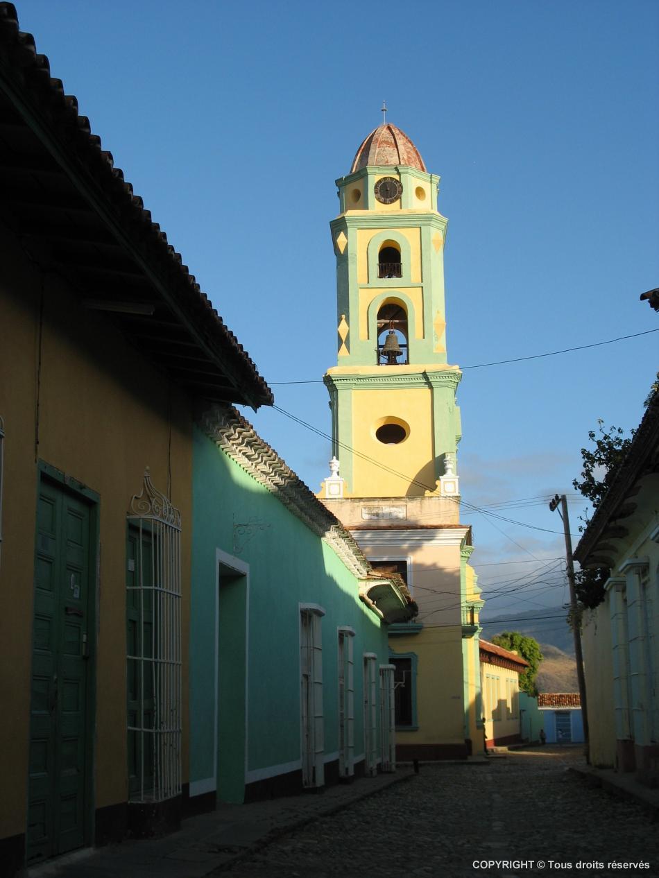 Combin� La Havane / Trinidad