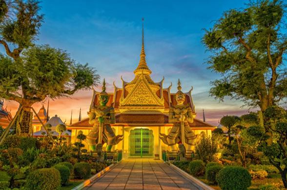 Luxuriante Thaïlande