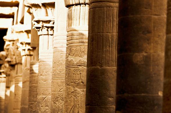 Légende d'Osiris