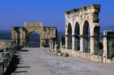 Les anciennes capitales imp�riales