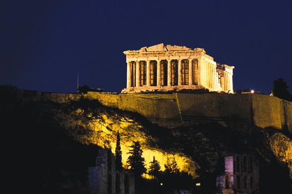 Grèce des Dieux et des héros