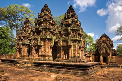 Secrets du Laos & Cambodge 3* Circuit privatif