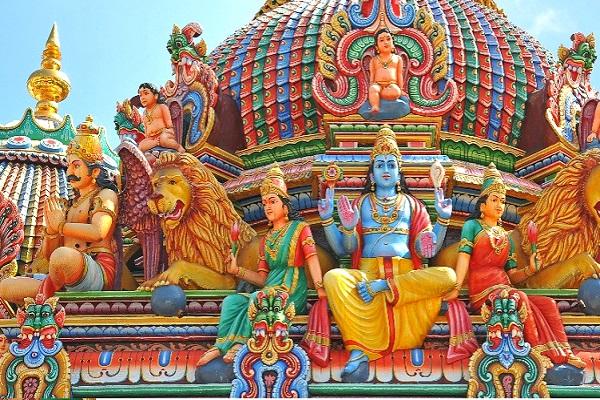 Tr�sors d'Inde du Sud