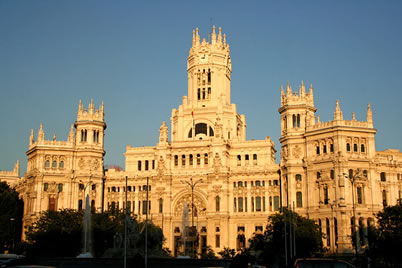D�couverte de Madrid
