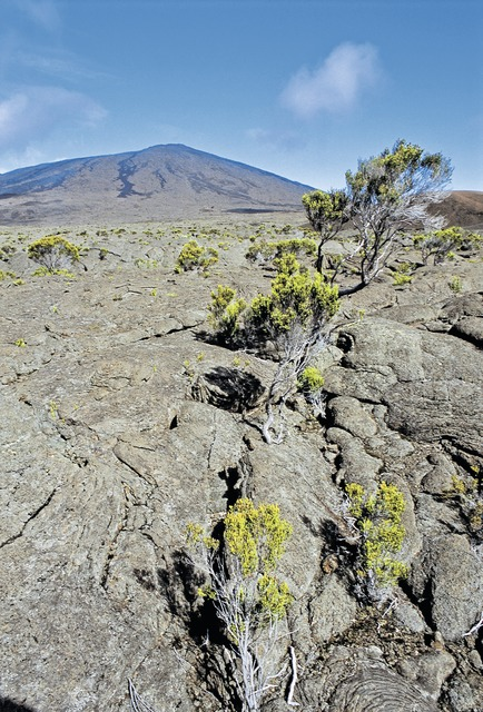 Cirques et Volcans