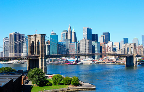 D�couverte de New York