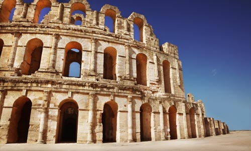 Premiers Regards Tunisie - D�parts 2015