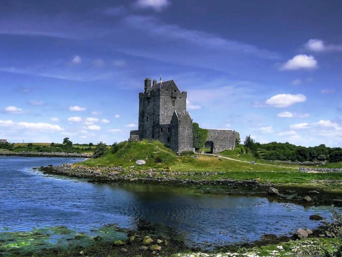 Sur les pas des g�ants celtes
