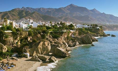 Autotour Promenade Andalouse : Cadix & les villages blancs