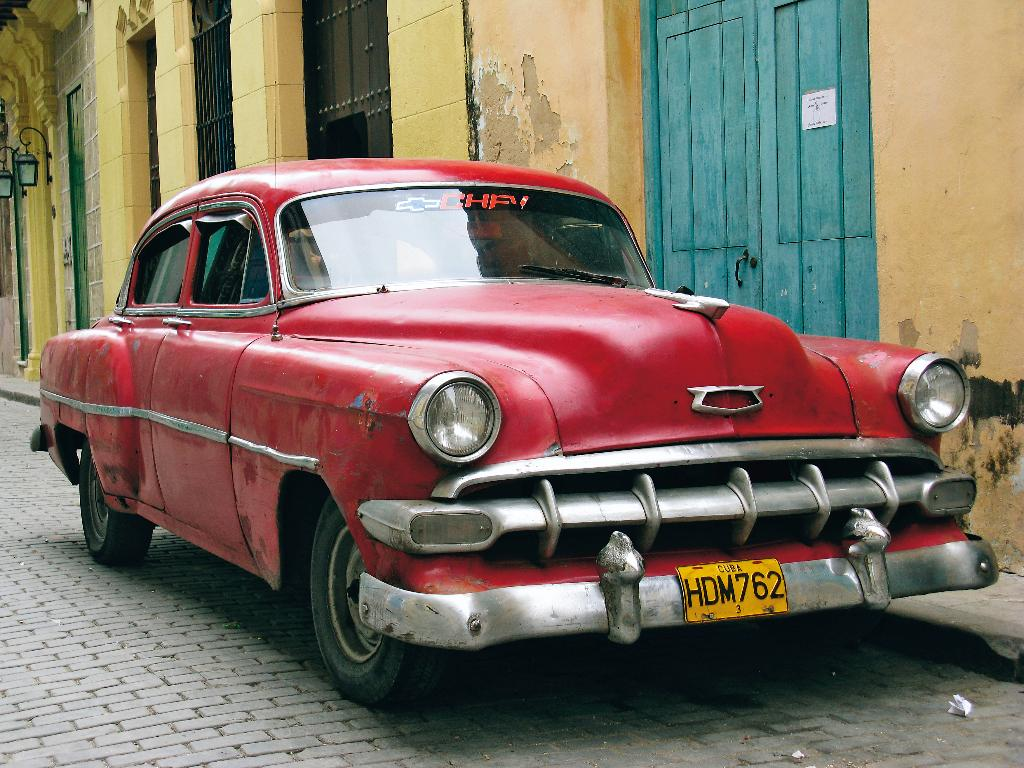 Cuba � la Carte