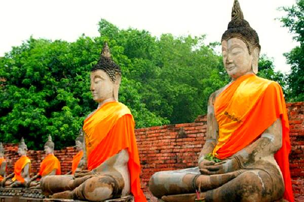 Merveilles de Thailande