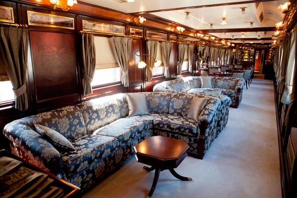 Train de Luxe Al Andalus : S�ville / S�ville