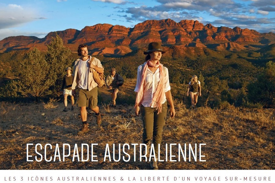Escapade Australienne