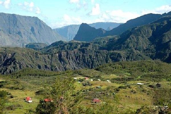 Autotour à La Réunion
