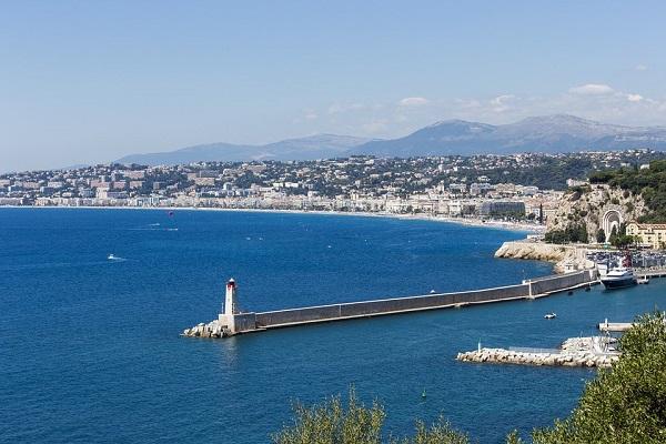 Visite de la C�te d'Azur & Florence + Bordeaux