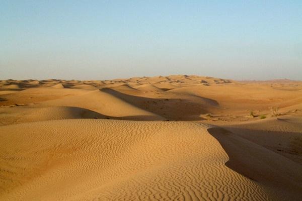 Emirats, d�sert et d�mesure