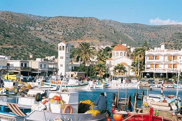 La Crète d'Est en Ouest en liberté