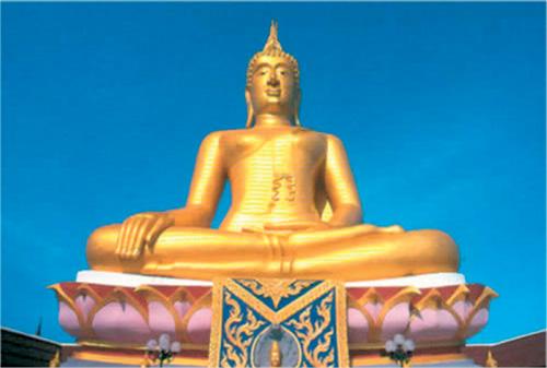 Sensationnelle Thaïlande et extension Pekin