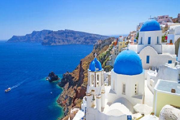 Combiné Cyclades - 3 îles en 2 semaines : Santorin, Paros & Mykonos