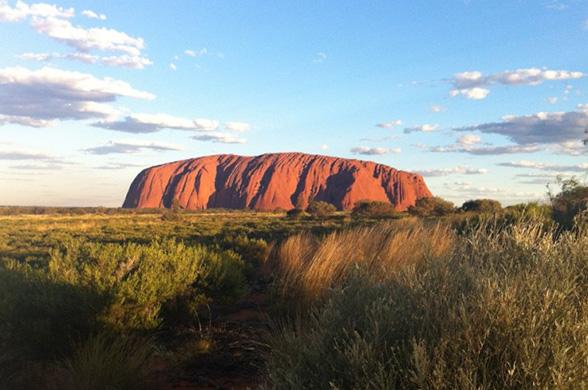 Sensationnelle Australie d'ouest en est