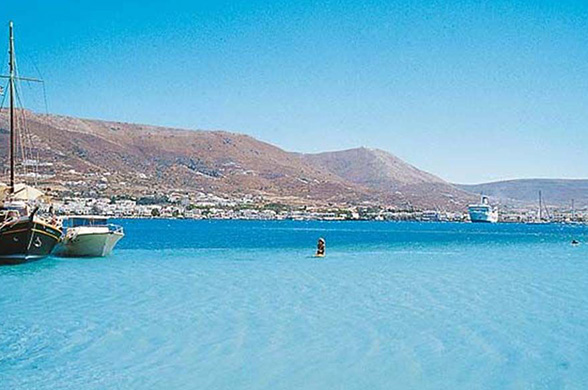 Circuit Echappée depuis Paros - depuis l'hotel Aqua Porto Paros 4