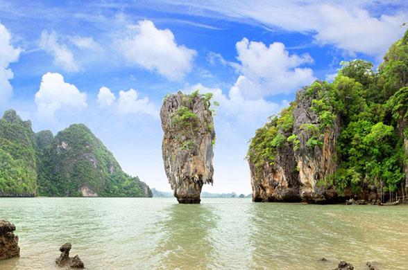 Splendeurs du Siam et Koh Samui