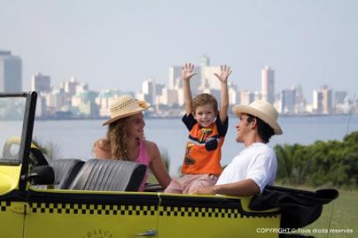 Cuba en Famille