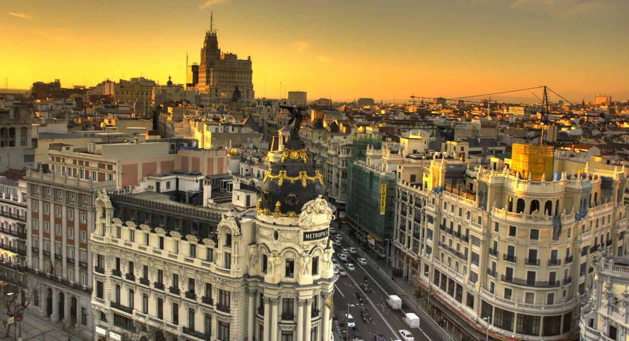 Autotour - Madrid et la Castille en 3*