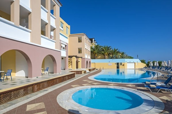 Club H�liades Select Fod�l� Beach & Water Park Holidays Resort