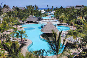 H�tel SOUTHERN PALMS BEACH RESORT