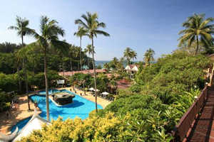 H�tel ALL SEASONS NAIHARN PHUKET