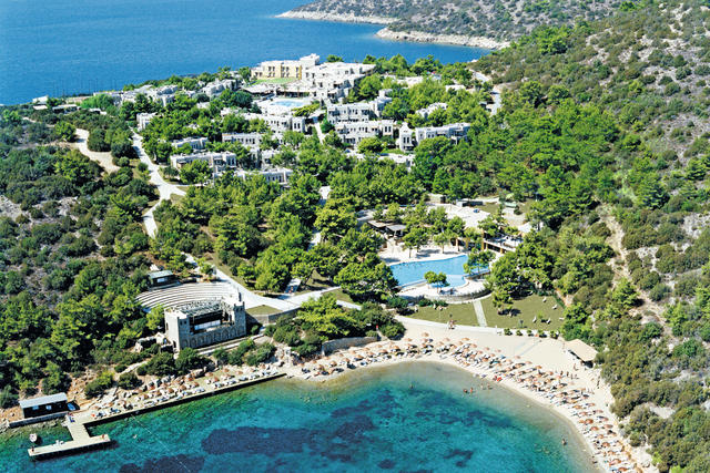 Club Jet Tours  Bodrum Park