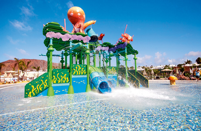 SplashWorld Lanzasur