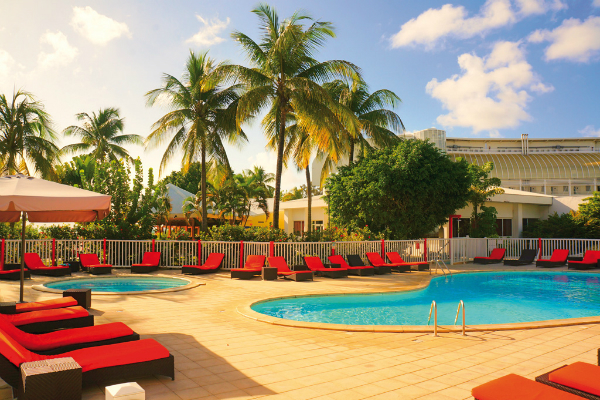 H�tel KARIBEA BEACH RESORT GOSIER
