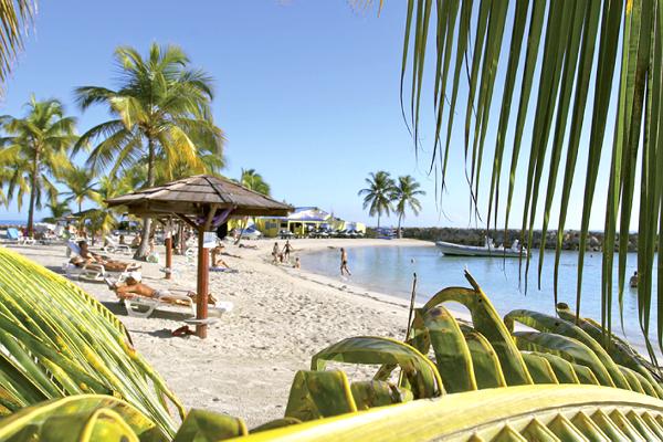 Complexe Karibea Beach Resort Gosier - S�jour au Salako