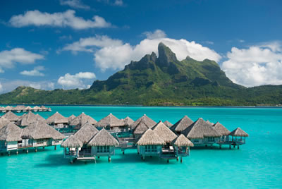 The St Regis Bora Bora Luxury Resort