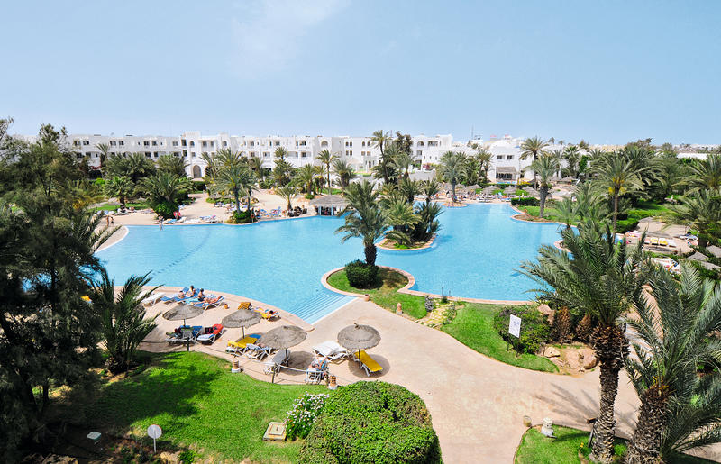 H�tel VINCCI DJERBA RESORT - Cure incluse