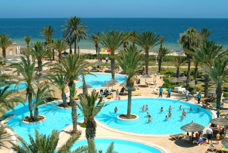 Houda Golf Beach Club