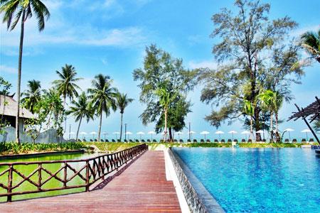Kappa Club Thaï beach